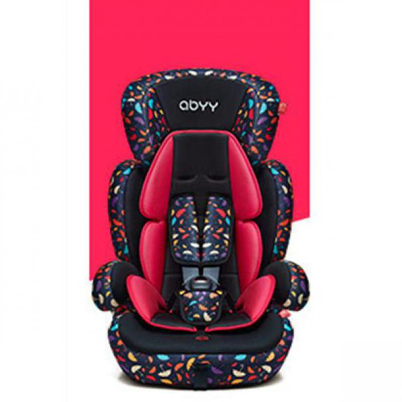 Child Car Safety Seat 9 Month -12 Years Old Baby Protection Auto Car Seat Forward Facing 9-36 Kg Five-point Harness Safety Seats 3 color baby kid car seat child safety car seat children safety car seat for 9 months 12 year old 3c certification