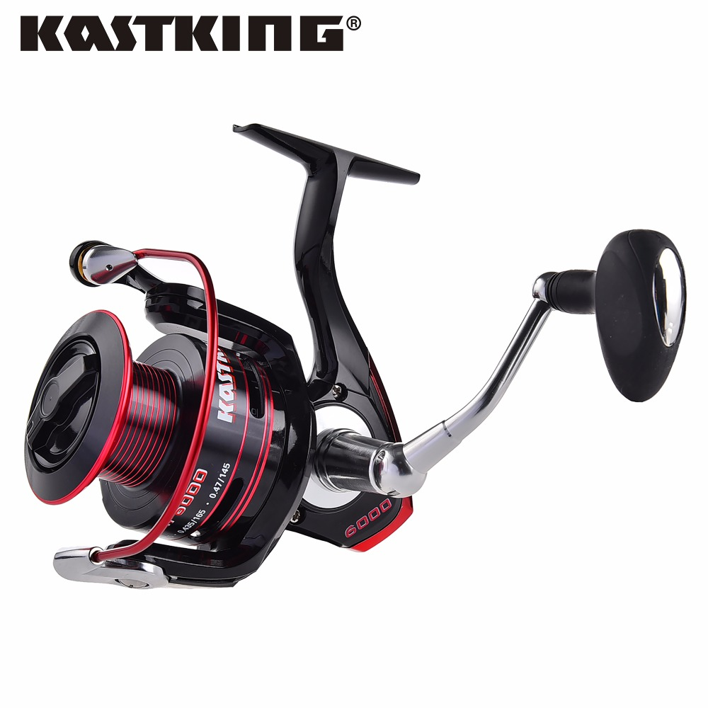 KastKing Sharky II Best Quality Max Drag 19KG Spinning Fishing Reel Saltwater Sea Wheel Big Game Fishing Jigging Wheel