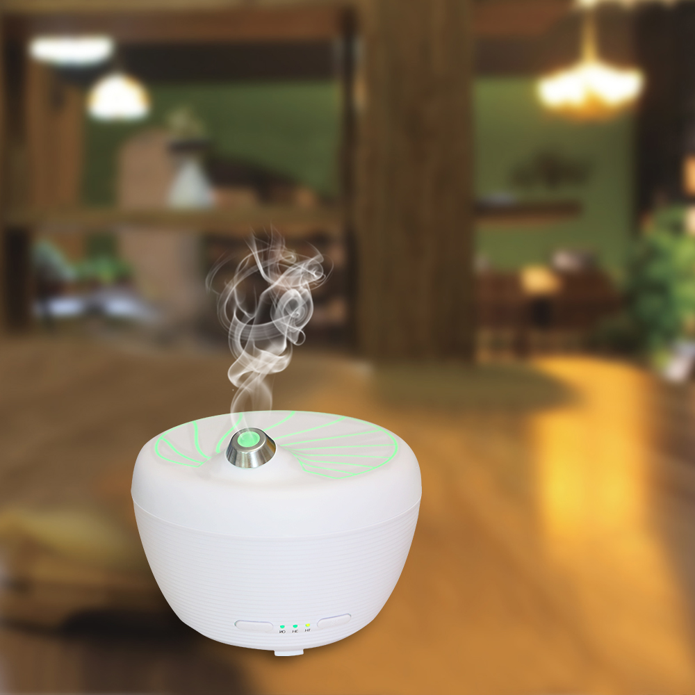 USB Aroma Essential Oil Diffuser Ultrasonic Cool Mist Humidifier Air - Perkakas rumah - Foto 4
