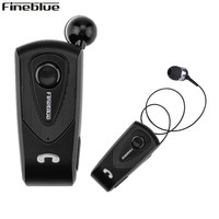 Fineblue F930 Mini Wireless Earphones Auriculares Driver Handsfree Bluetooth Headset For Phone Vibrating Alert Wear Clip