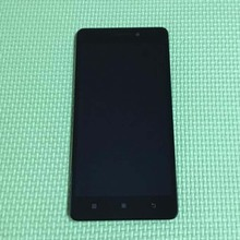 Best Working LCD Touch Screen Digitizer Assembly With Frame For Lenovo S8 A7600 A7600M Mobile Phone