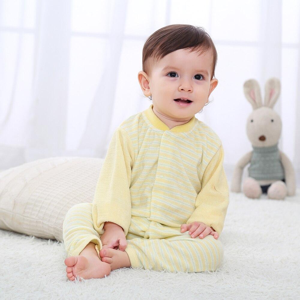 LeJin Baby Clothing Rompers Baby Romper Baby აცვიათ - ტანსაცმელი ჩვილებისთვის - ფოტო 2