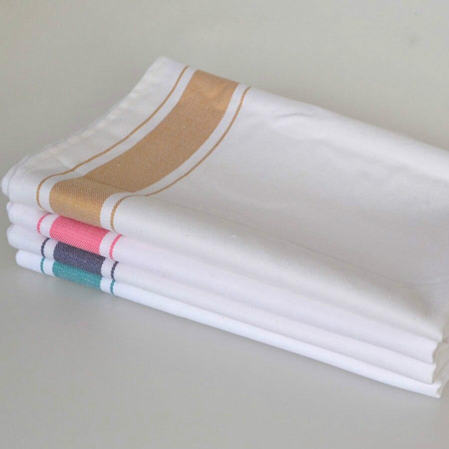 western dinner serviette cotton table napkin hotel folding. Black Bedroom Furniture Sets. Home Design Ideas