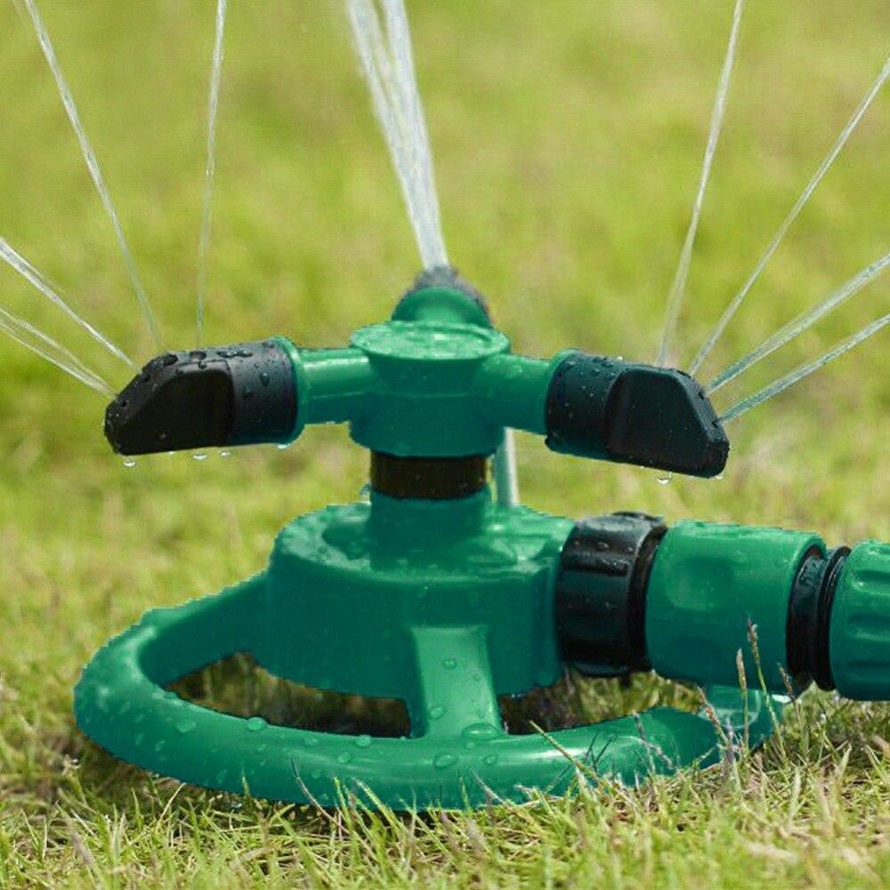 360 getriebe Stick Rotierenden Garten Sprinkler Gewächshaus Sprayer Landwirtschaft Wasser Sprinkler Bewässerung System Garten Werkzeuge Ausrüstung