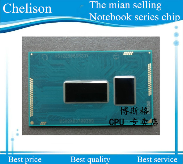 New CPU I5-5200U SR23Y I5 5200U Chipset BGA