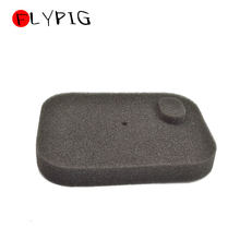 FLYPIG High Quality Black Sponge Air Filter Element Foam for Yamaha PW50 PW Peewee 50 Motorcycle Filters