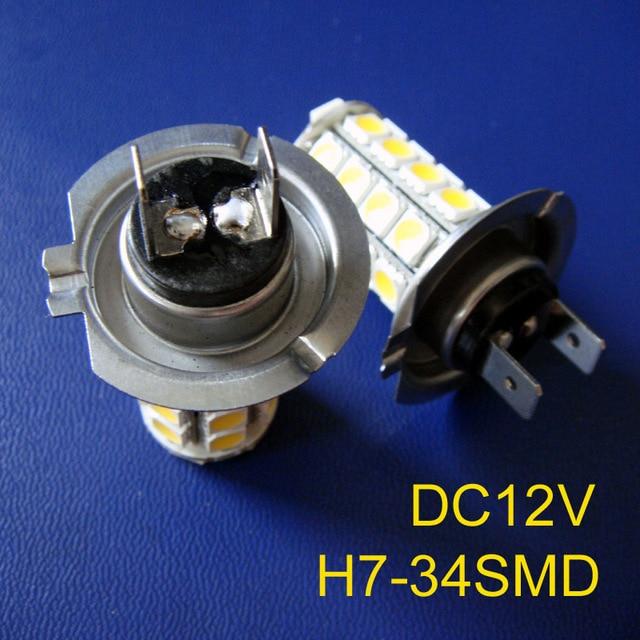 hoge kwaliteit h7 auto led verlichting auto led h7 mistlampen 12 v h7