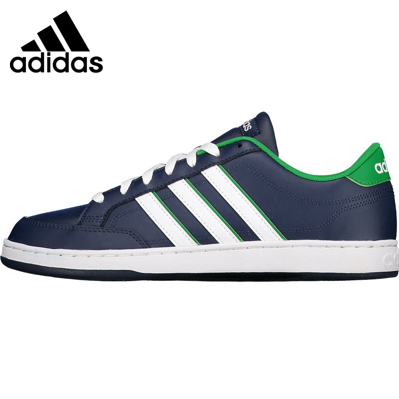 Original New Arrival  Adidas NEO Men's Classics Skateboarding Shoes Sneakers new arrival iron