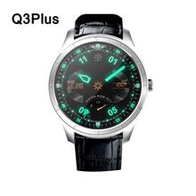 Finow Q3plus/Q3 más smartwatch PK KW88 LEM5/LES1 Bluetooth512m MTK6580 android 5.1 3G + 4g Similar Finow X5plus reloj inteligente