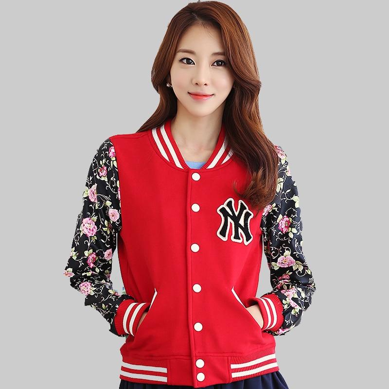 Women's fashion baseball jackets – Novelties of modern fashion ...