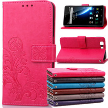 Luxury Retro Flip Leather Case For Doogee X5 Max Pro / X5 X5 Pro / X3 / F5 / X6 X6 Pro Silicone Back Cover Protective Case Skin