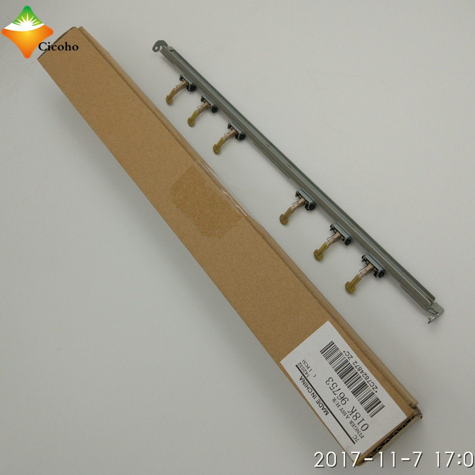 018k96753 DC1100 picker finger unit for Xerox 900 1100 4110 4112 4127 4595 Separation claw bracket 018k 96753 for Xerox printer 5pcs set alzenit for xerox dc 285 405 330 228 oem new separation claw upper printer parts on sale