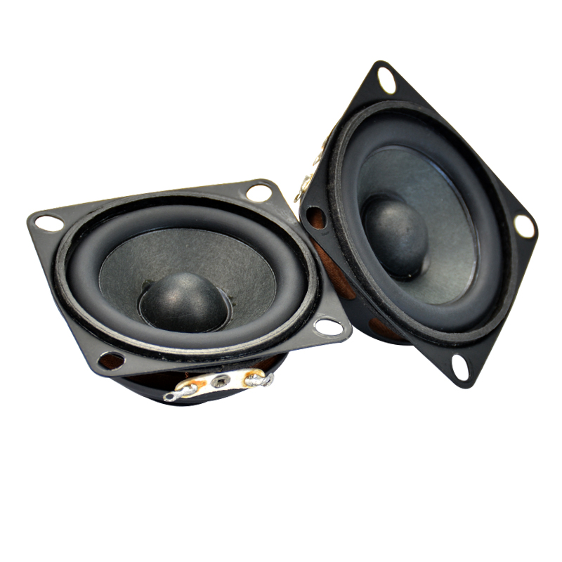 2Pcs Audio Tweeter Speakers Full Range Ms
