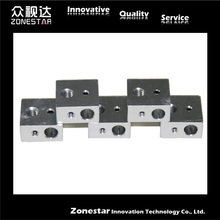 3D Принтер Отопление Блок Алюминиевый Нагреватель Блок для P802N P802M MK8 Экструдер или для Нагревательного Блока для P802Q D807 D810