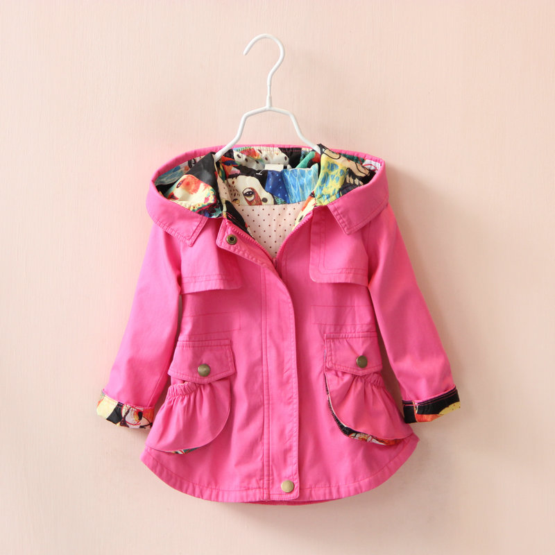 Baby Girl Windbreaker Promotion-Shop for Promotional Baby Girl ...