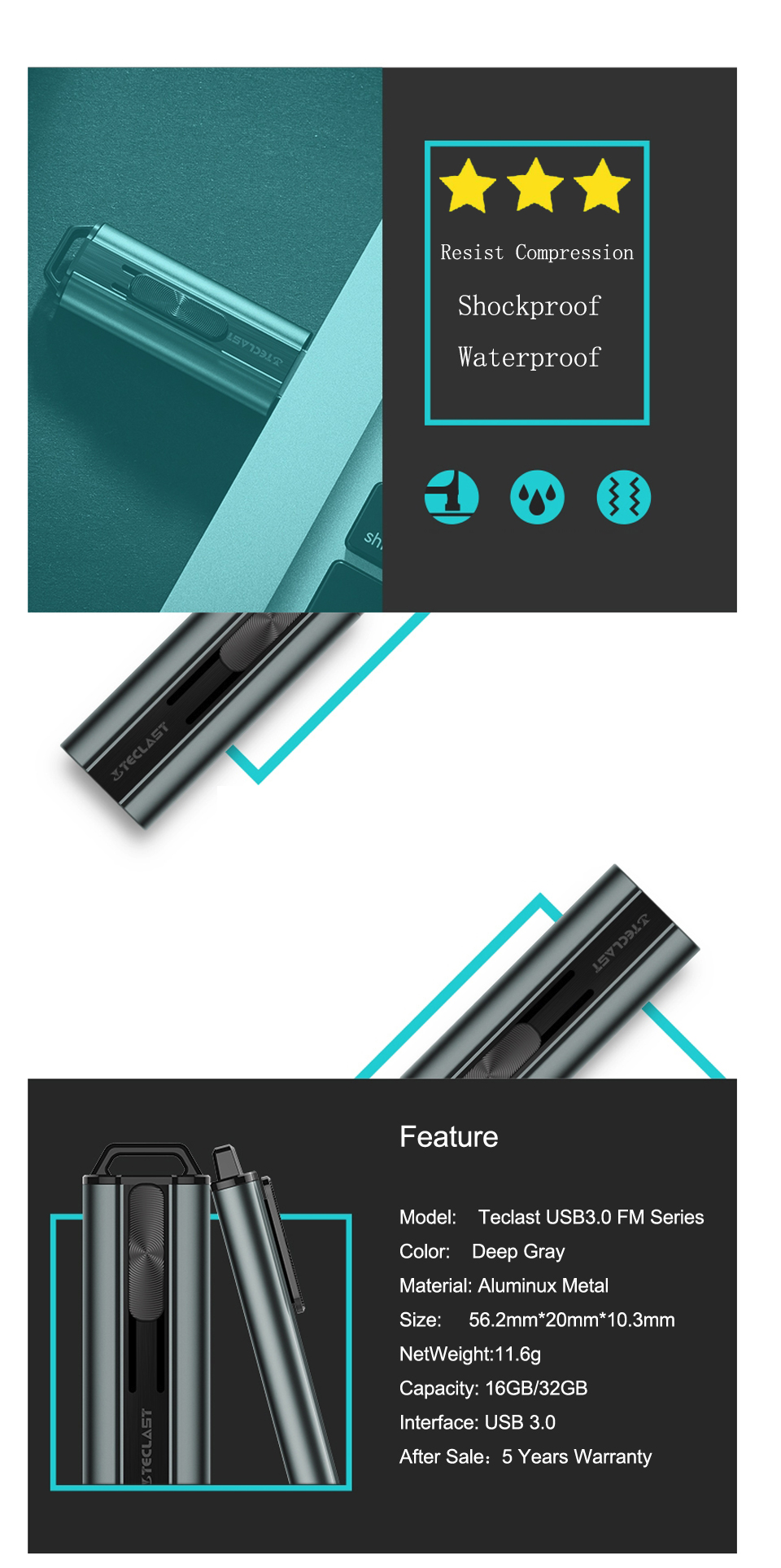 High-Speed-Teclast-USB-3-0-Flash-Drive-16GB-32GB-Real-capacity-Memory-Stick-USB3-0 (3)