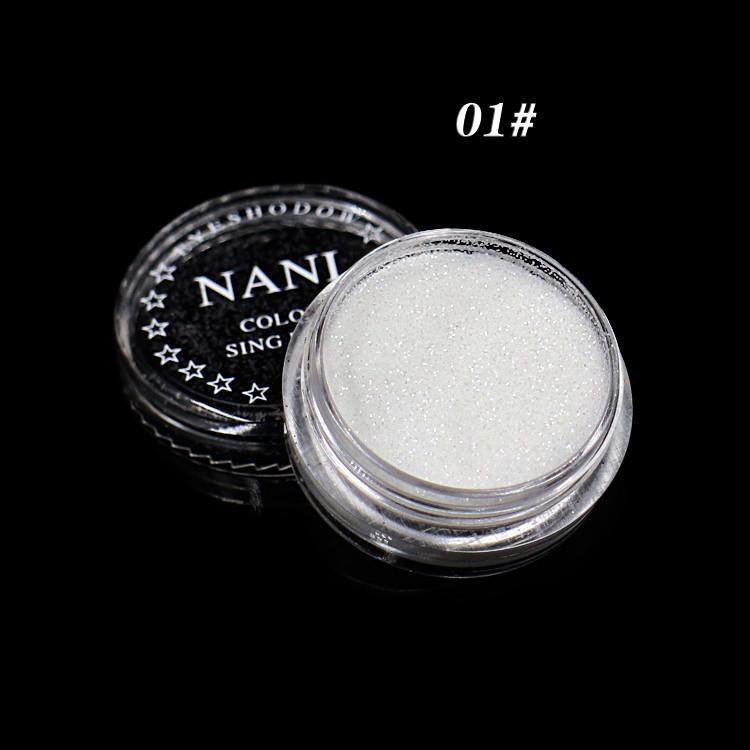 Beauty & Health Manooby 24 Colors Eyes Lip Face Makeup Glitter Shimmer Powder Monochrome Eyes Baby Bride Pearl Powder Glitters Shining Makeup