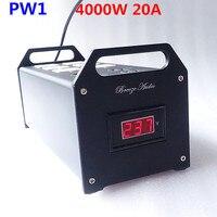 Weiliang аудио и ветер аудио pw1 фильтр питания 4000 Вт 20A Входной 90 В 240 В для мощность аудио усилитель декодер компьютера