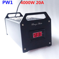 weiliang audio & Breeze Audio PW1 power supply filter 4000W 20A input 90V 240V for audio power amplifier decoder computer