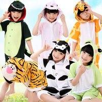 Baby Girls Boys Children Kids pajamas animal pajamas summer pajamas