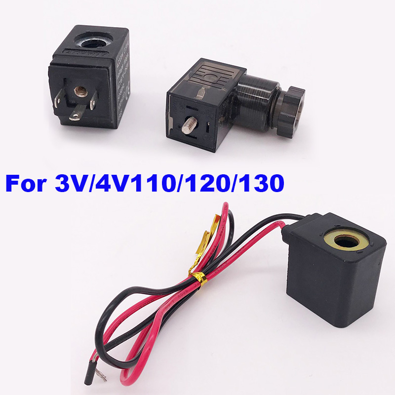 US $1.14 27% OFF|GOGOATC 3V/4V110/120/130 Inner dia.7mm 8mm wire lead/plug on hydraulic solenoid wiring, taco valve wiring, proportioning valve wiring, gas valve wiring, dump valve wiring, float valve wiring, solenoid relay wiring, control valve wiring, solenoid electrical wiring, 4 post solenoid wiring, ac solenoid wiring, pneumatic valve wiring, zone valve wiring, valve actuator wiring, servo valve wiring, solenoid pump wiring, globe valve wiring, solenoid switch wiring, motor operated valve wiring, heat pump reversing valve wiring,