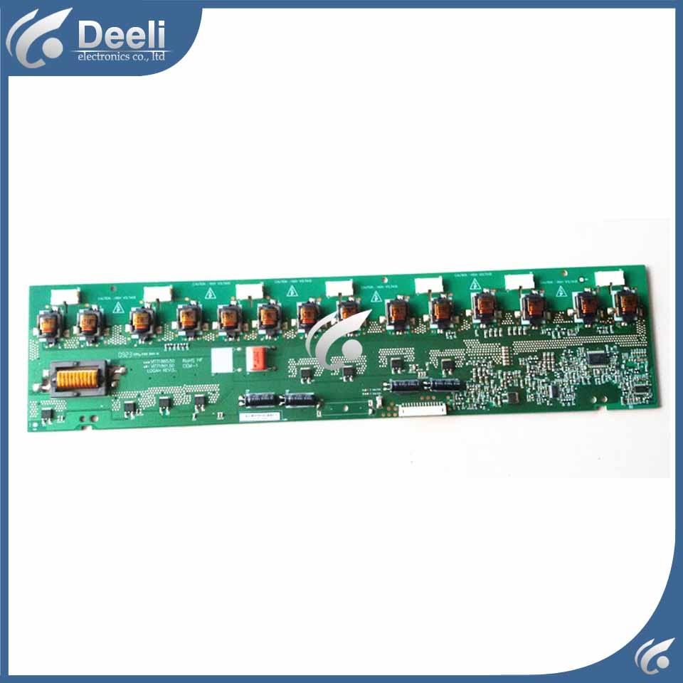 90% new original board T370XW02 high pressure plate VIT71865.50/VIT71861.50 klv s40a10 high pressure plate backlight driver board kls 400ssa kls400ssb