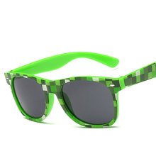 Pixel Sunglasses Puzzle Points Sun Glasses Unisex Wholesale
