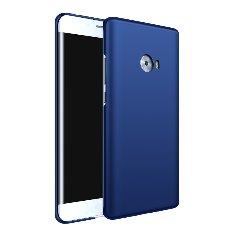 Para Xiaomi Mi Note 2 Funda Vpower Silky Feel Luxury PC Hard Shell - Accesorios y repuestos para celulares - foto 2
