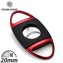 CIGARLOONG New Product COHIBA Portable Travel Cigar Cutter Factory Price CL-010