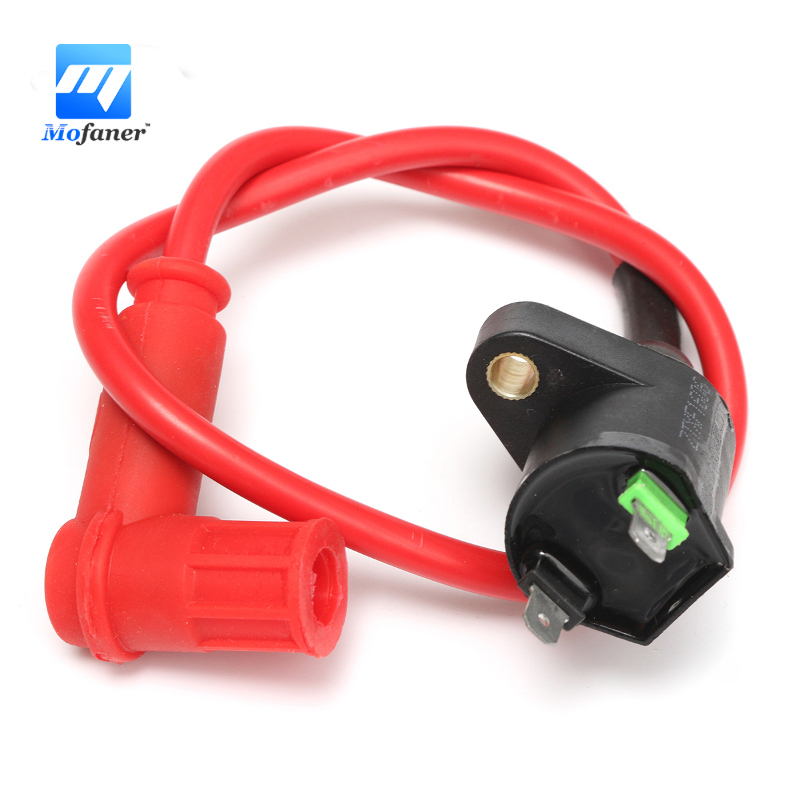Replacement Racing Ignition Coil Pitbike Coil For Chinese Pit Bike Dirt Bikes 140cc 150cc 160cc Pitbike image