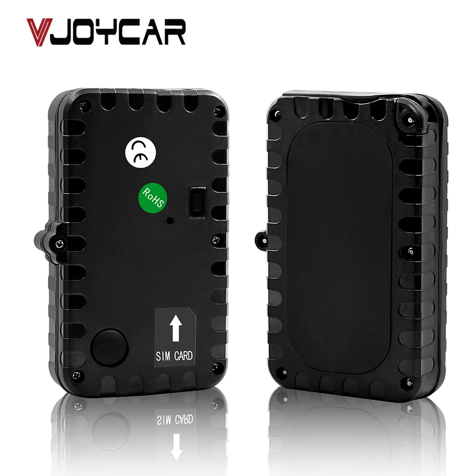 VJOYCAR T12SE Car GPS Tracker Locator 450 Days Long Battery Life Magnet Waterproof SOS For Asset Bike Auto Moto Vehicle Tracking