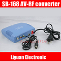 SB-168 AV-RF converter / 6-12CH AV switch RF modulator / set-top box modulator
