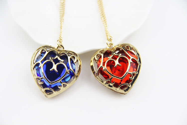 ZRM Fashion Jewelry Legend of Zelda Necklaces