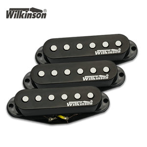 Image 5 - Guitar Pickups Original Wilkinson Alnico V Humbucker Pickups, Single coil Pickups ,Metal rock Pickups Made in Korea