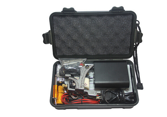 YILONG Beginner tattoo kits Best Quality Permanent Makeup Machine For Tattoo Equipment Cheap Black Tattoo Machines Kit Piercing china wholesale high quality cheap tattoo machines with best rotary tattoo machines price for permanent makeup free shipping