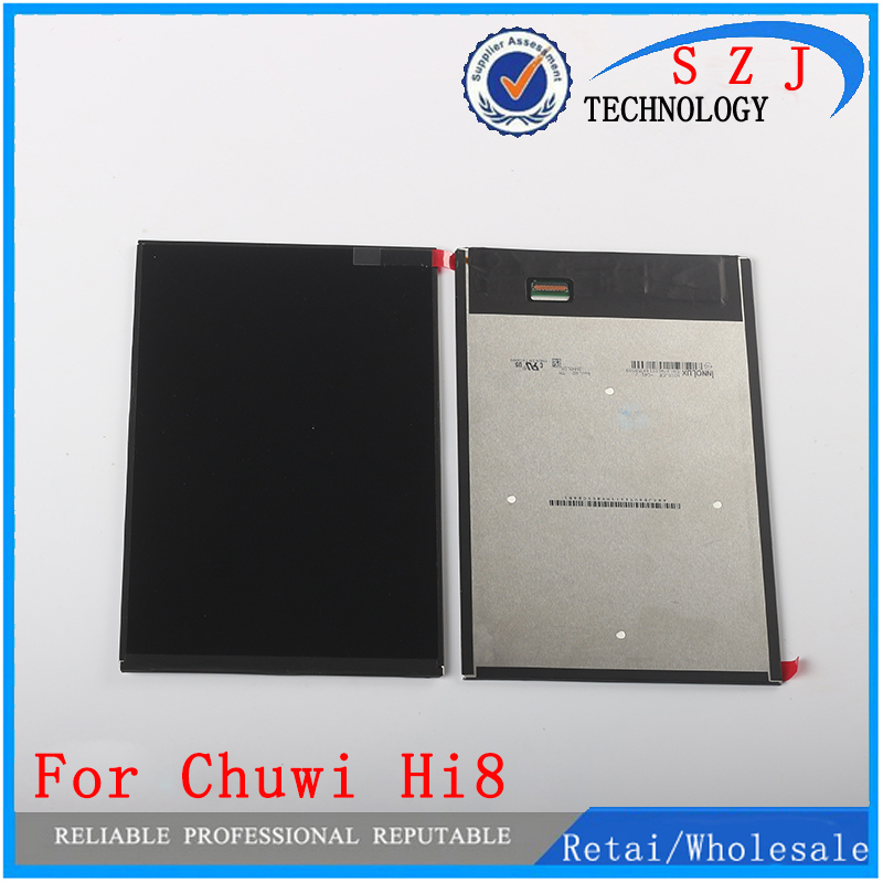 New 8'' inch 1920*1200 LCD Screen For Chuwi Hi8 Tablet LCD Display Module Replacement Free shipping free shipping to send new lcd for samsung n9106 10 1 inch lcd screen tablet computer cable id wcd 400b010