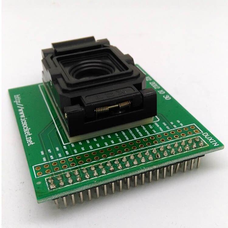 1 pièces OV2675-P caméra puce test prise flip sonde transporteur connecteur