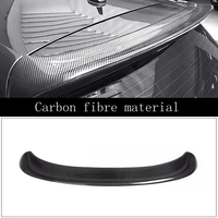 Fit For Volkswagen VW Golf 5 V MK5 High Quality Carbon Fiber Rear Boot Tail Trunk Wing Lip Spoiler Auto Part Car Accessories