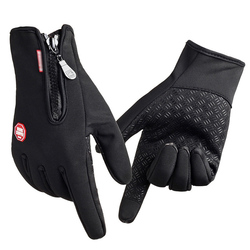 TNINE Водонепроницаемые зимние теплые перчатки, мужские лыжные перчатки, перчатки для сноуборда, мотоциклетные велосипедные зимние перчатки ...