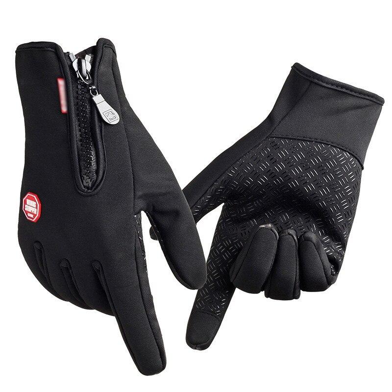 TNINE Водонепроницаемые зимние теплые перчатки, мужские лыжные перчатки, перчатки для сноуборда, мотоциклетные велосипедные зимние перчатки с сенсорным экраном|women long gloves|women linengloves for women | АлиЭкспресс
