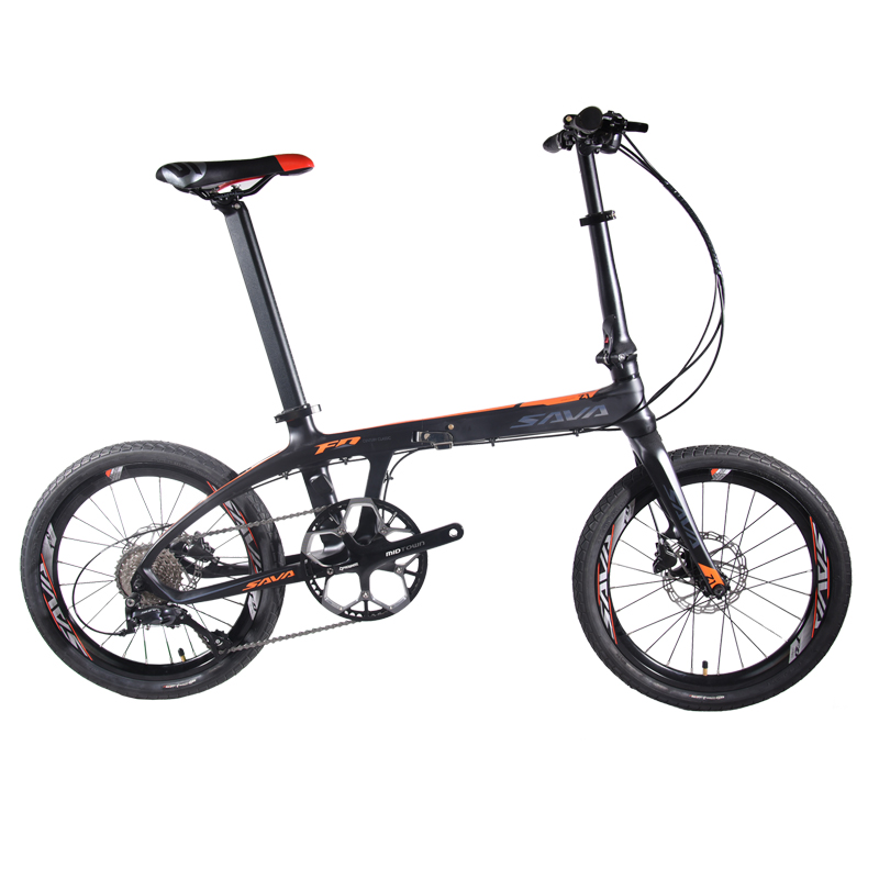 Carbon Folding Bike 20 Inch Folding Bicycle Carbon Fiber Foldable Bicycle Light Carbon Foldable Bike Adult City Bike 20inch