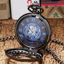 Roman Skeleton Mechanical Watch
