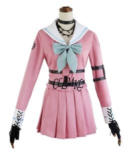 Image 2 - Anime Danganronpa V3: Killing Harmony Iruma Miu Rabbit Uniform Halloween Christmas  custom made