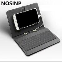 NOSIN לasus Zenfone 2 מקרה כללי ZE551ML נרתיק מקלדת 5.5 Inch IPS 1920x1080 אנדרואיד 5.0 ידי משלוח חינם
