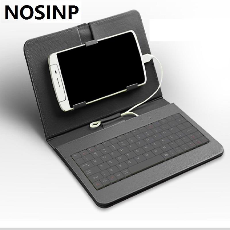 bilder für NOSIN für ASUS Zenfone 2 fall Allgemeine Tastatur Holster für 5,5 Zoll IPS 1920x1080 ZE551ML Android 5.0 durch freies verschiffen