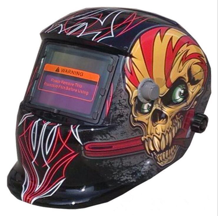 Bugs Skeleton Welded Helmets Welding Cap Welding Head Protection Cost-effective products квадрокоптер радиоуправляемый mjx bugs 3