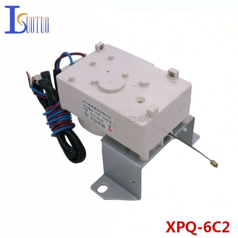 Original Haier washing machine tractor XPQ-6C2 washer drainage motor 00330504012A brand new parts washing machine parts dxt 15f g 3 5a 250v 6 wires 6 8cm hole distant