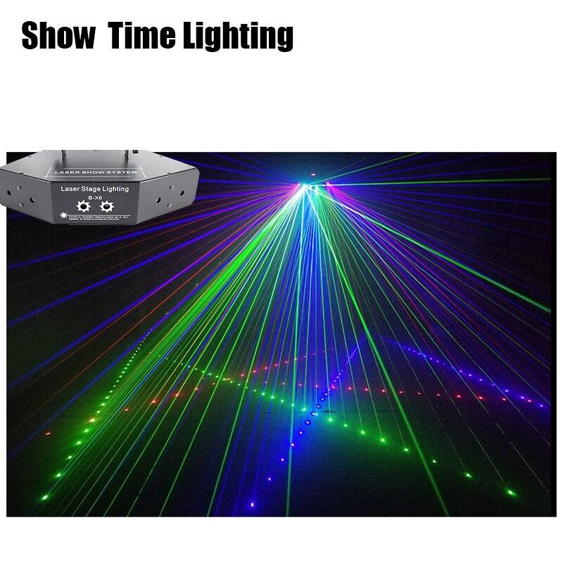 Hot sales pattern gobo picture scanner laser light rgb disco projector laser dj dmx show laser stage lighting