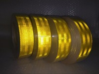 10Roll Wholesale Reflective Tape Vehicle Hazard Warning Caution Safety Conspicuity Tape