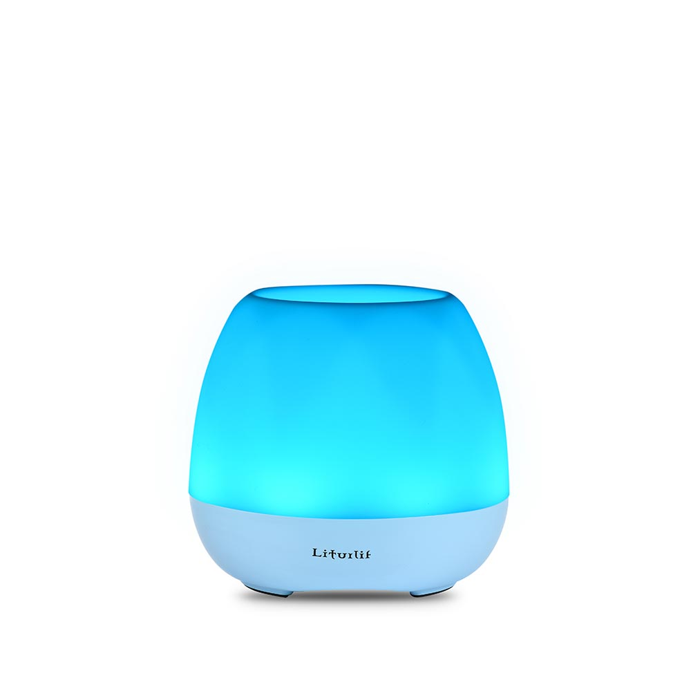 Smart Led Bluetooth Speaker Music Flower Pot Night Light Atmosphere Decorative Light Plant Lamp Colorful Smart Touch Gift Light kmashi led flame lamp night light bluetooth wireless speaker touch soft light for iphone android christmas gift mp3 music player